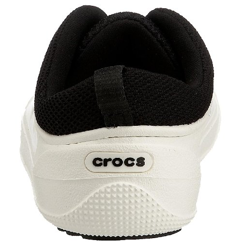 Crocs - Informal Unisex, para niños blanco