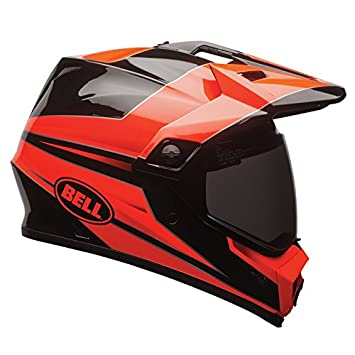 Bell - 7081246/54 : Casco offroad pantalla MX-9 ADVENTURE MIPS EQUIPPED STRYKER