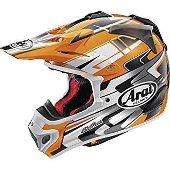 Arai Tip VX-Pro4 Off-Road Motorcycle Helmet - Orange / X-Large