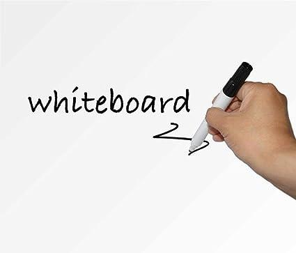 5-LifeTree Dry Erase Whiteboard Stickers 17.7/'/' x 78.7/'/' Each w//Marker.