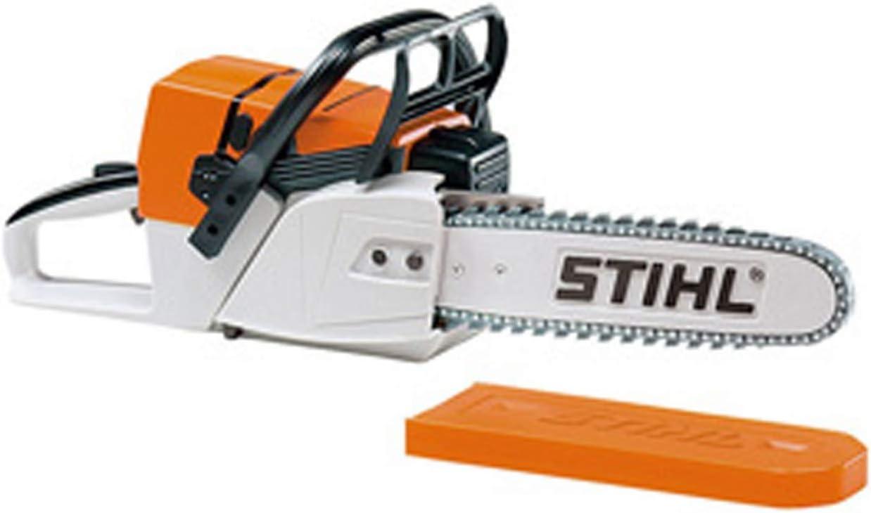 Amazon.com: Stihl funciona con pilas motosierra con sonido ...