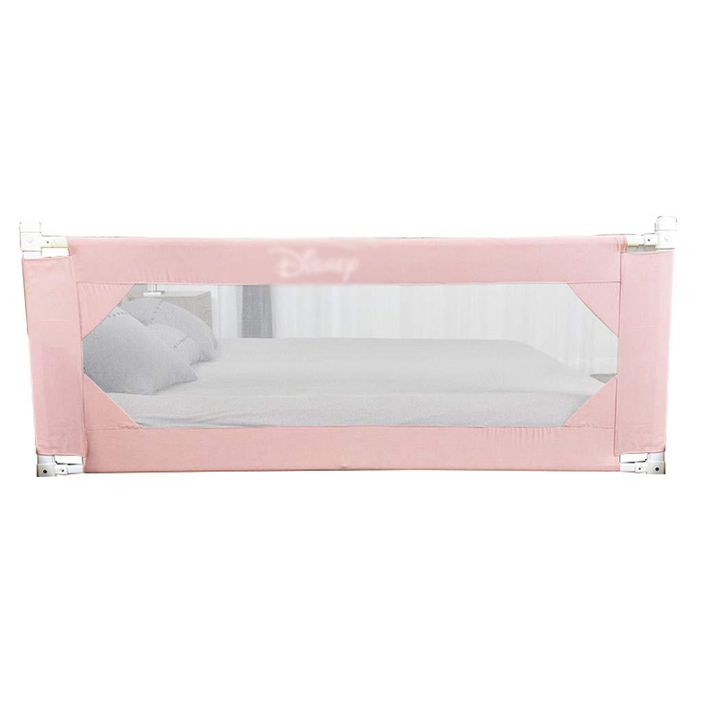 Kind schützender Zaun, Bett-Vertikaler Aufzug-Einzelne Seite Anti-Fall Baby-Zaun-Schlafzimmer-großes Bett-Breathable Bett-Geländer, 1.5-2.2M