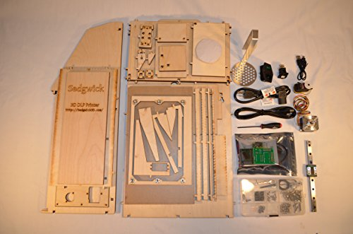 Sedgwick 3D SKV2 DLP Printer Kit