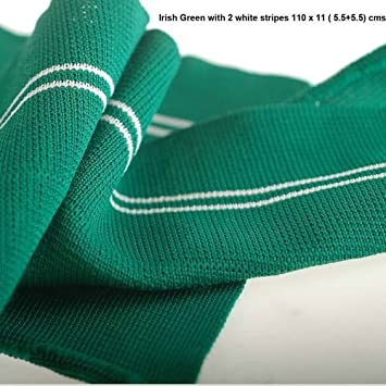 or any Apparel Garments for Trimming Stripes Pattern Knitted Waistband Rib Welt for Cuffs or Waist Band /& Neck Band Ribs for Jackets Bombers