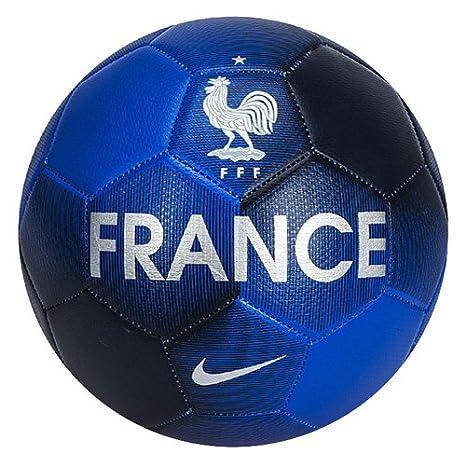 Nike Prestige-France Balón, Unisex, Azul (Midnight Navy/Blanco), 5 ...