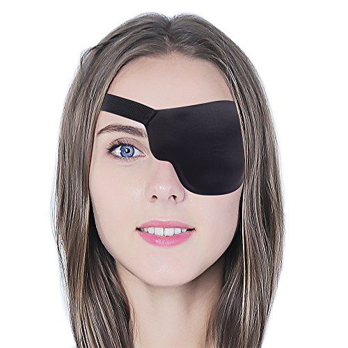 (FCAROLYN 3D Eye Patch (Left Eye))