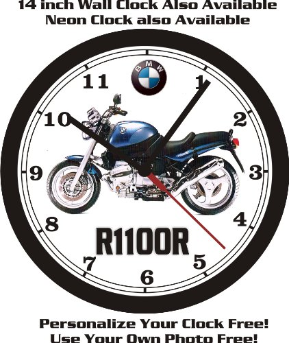 BMW R1100R WALL CLOCK-FREE USA SHIP! for sale  Delivered anywhere in USA
