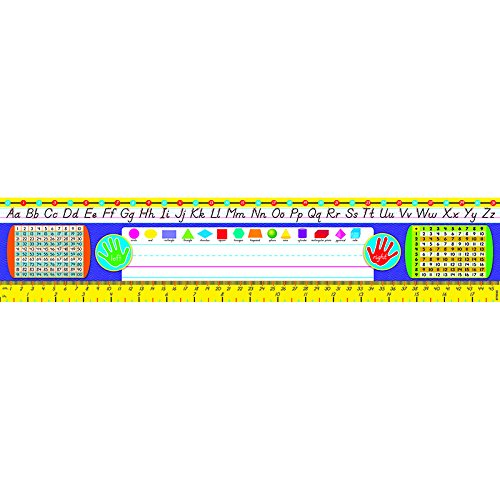 (Grades 2-3 (Modern) Desk Toppers® Reference Name Plates )