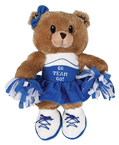 Fiesta Streamer (Cheerleader Bear Blue 12