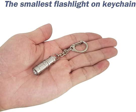 Amazon.com: Llavero pequeño superpequeño, pequeño, pequeño ...