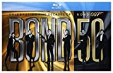 007 James Bond: Pełna Kolekcja 22 filmy [BOX] [23xBlu-Ray] (No English version)