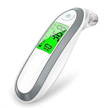 Aiya Médico termómetro de oído con función de la Frente Digital médico Frente y oído termómetro