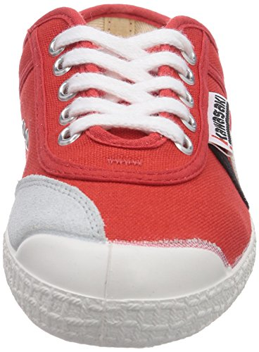 Adulte Mixte 33 Low Rainbow Red Retro Rouge Kawasaki Top Sneaker nUP4vxqc