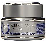 Clinicians Complex Retinol Eye Cream, 0.5 Ounce