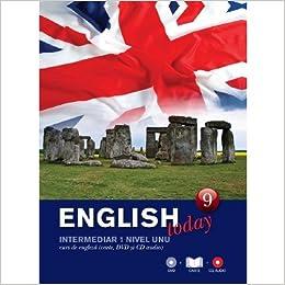 Curs de limba engleza nivel intermediar (tema+vocabular) lectia.