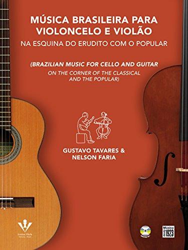 Música Brasileira Para Violoncelo e Violão