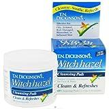 Dickinson Brands Hazelet Witch Hazel Pad (Pack of 2)