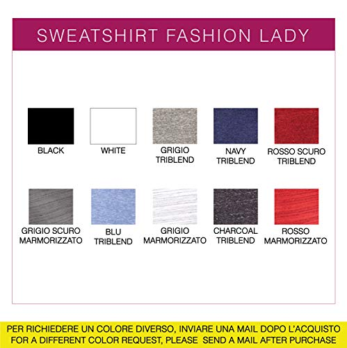 Ur natale Color Fashion Choose Eventi Felpa alpaca Marmorizzato Scuro Christmas lama Grigio wB0pxa7q