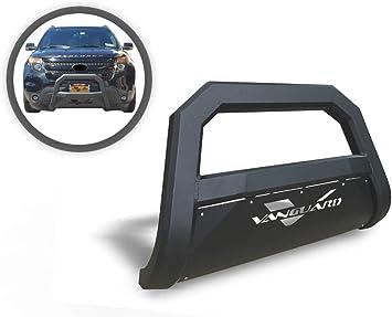 Stehlen 714937181786 3 Classic Series Bull Bar 05-15 Xterra Matte Black//Brush Aluminum Skid Plate For 05-19 Nissan Frontier 05-07 Pathfinder