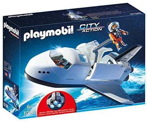 Playmobil Space Shuttle Building Sets