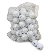Titleist Assorted Models Recycled B/C Grade Golf Balls in Onion Mesh Bag (72-Piece)