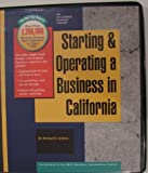 Starting and Operating a Business in California