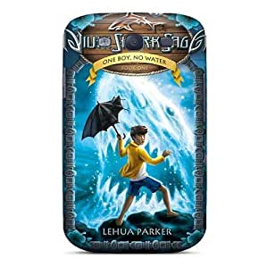 PhilHolmes Samsung Galaxy S3 Scratch Protection Phone Case Provide Private Custom Nice Strange Magic Pictures [FXX11907zItK]
