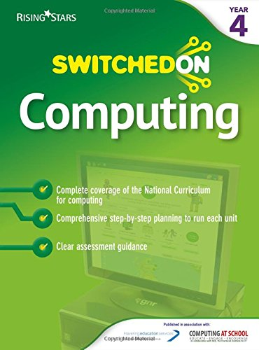 Download Switched on Computing Year 4 pdf