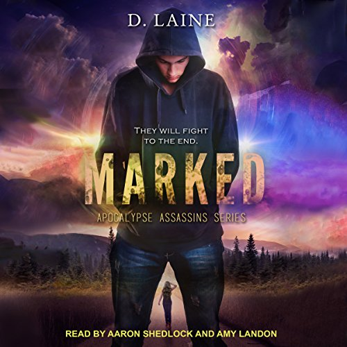 Marked: Apocalypse Assassins Series, Book 1 by Tantor Audio