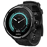 Suunto 9, GPS Sports Watch with Long Battery Life and Wrist-Based Heart Rate, Barometer, Titanium