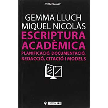 Escriptura Acadèmica (Manuals)