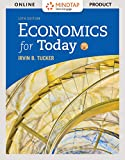 Software : MindTap Economics for Tucker's Economics for Today, 10th Edition , 1 term (6 months) [Online Code]