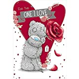 Me To You One I Love Birthday Card