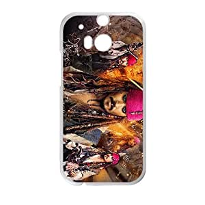 HTC One M8 Phone Case Cover Pirates of the Caribbean P6210