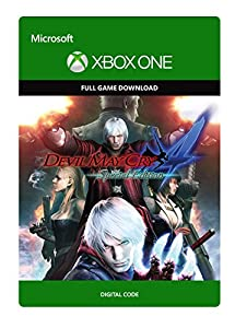 Devil May Cry 4: Special Edition - Xbox One Digital Code