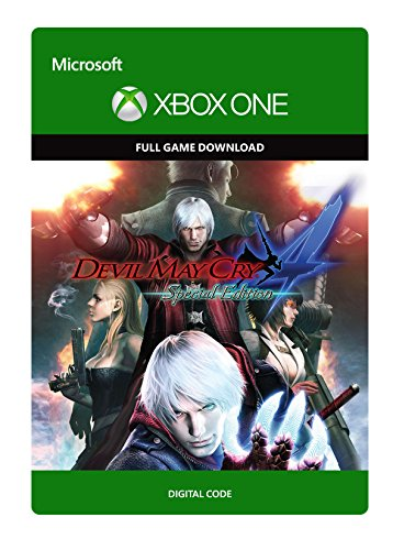 Devil May Cry Nero Costume (Devil May Cry 4: Special Edition - Xbox One Digital Code)