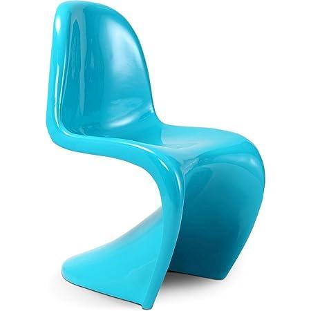 panton chair bakelite inspired by verner panton turquoise