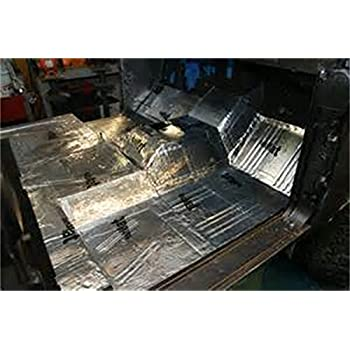 Amazon Com Hushmat 650282 Sound And Thermal Insulation