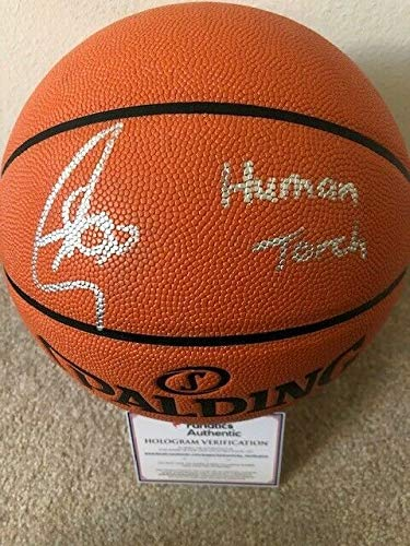 info for 89756 10b00 Stephen Curry Autographed Signed Human Torch Basketball ...