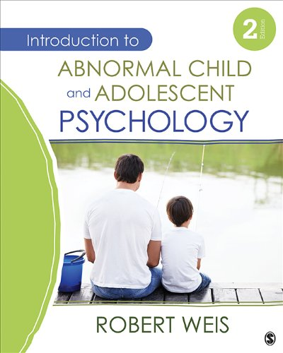 Introduction to Abnormal Child and Adolescent Psychology Pdf