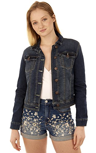 Junior Fashion Denim Jacket - 9