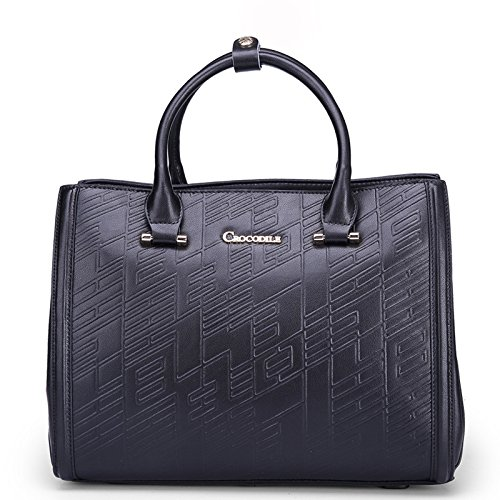 sac noir série LEODIKA Function Nouveau A dames Ladies simple Ol à épaule sac Multi main O87TxROwq