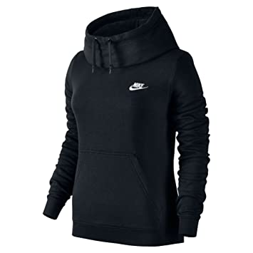 efd332c678dc Nike Damen Funnel-Neck Hoodie  Amazon.de  Sport   Freizeit