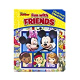 Disney Junior Mickey, Minnie, Sofie and More! - Fun with Friends Little First Look and Find - PI Kids