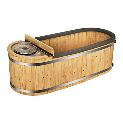 ht2pin 2 person pine tub