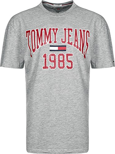 Collegiate shirt Heather T grigia Tommy Jeans HqtwZa