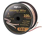 High Performance 12 Gauge Speaker Wire