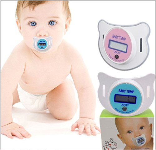 Digital Baby Pacifier Thermometer - 2