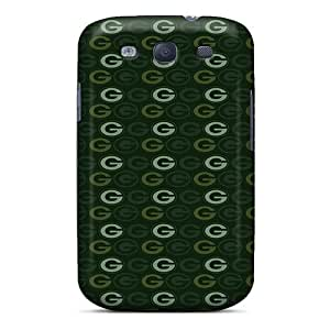 OcTYh519iAHPM Tpu Case Skin Protector For Galaxy S3 Green Bay Packers With Nice Appearance