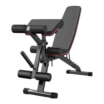 Chaise De Fitness à Domicile Presse Pour Banc Multifonctions Banc De